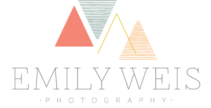 Indianapolis Wedding Photographers / Emily Weis Photography logo